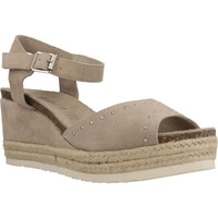 Chaussures Femme Espadrilles Carmela 86913 Marron