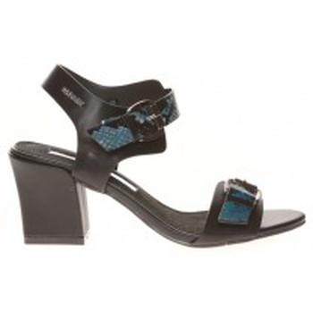 Chaussures Femme Sandales et Nu-pieds Cassis Côte D'azur Sandales Avril Noir Noir
