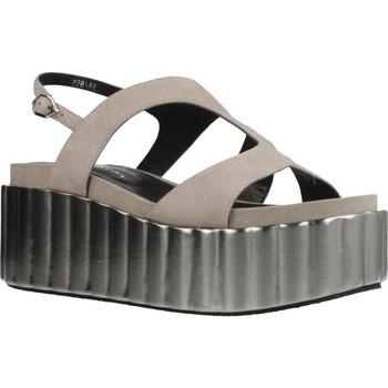 Chaussures Femme Sandales et Nu-pieds Bruno Premi BW5805N Gris