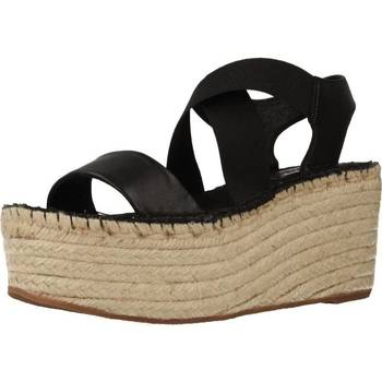 Chaussures Femme Espadrilles Vidorreta 36400NAML Noir
