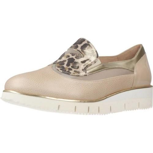 Chaussures Femme Derbies Argenta 31301 2 Beige