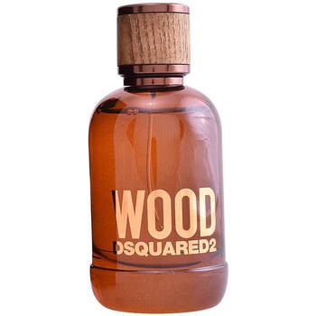 Beauté Homme Eau de toilette Dsquared Wood Pour Homme Edt Vaporisateur 100  Ml 100 ml