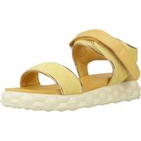 Chaussures Femme Sandales et Nu-pieds Inuovo 116004I Jaune