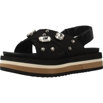 Chaussures Femme Sandales et Nu-pieds Weekend 11077W Noir