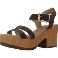 Chaussures Femme Sandales et Nu-pieds Weekend 11342W Marron