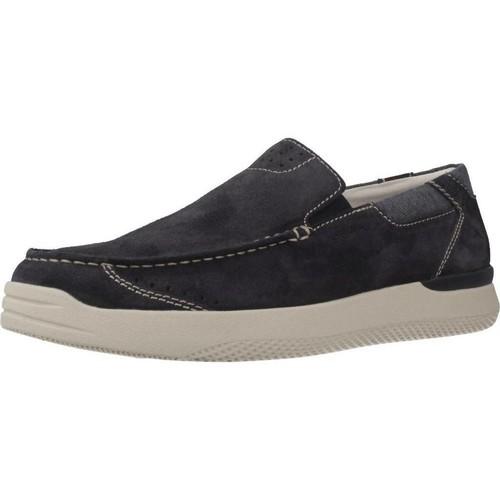 Chaussures Homme Mocassins Stonefly 211068 Bleu