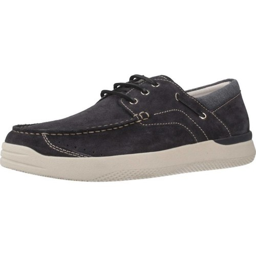 Chaussures Homme Chaussures bateau Stonefly 211081 Bleu