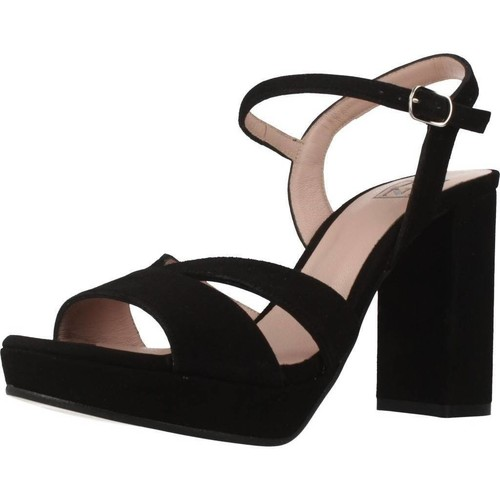 Chaussures Femme Sandales et Nu-pieds Joni 16283J Noir