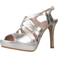 Chaussures Femme Sandales et Nu-pieds Joni 88212 Argent