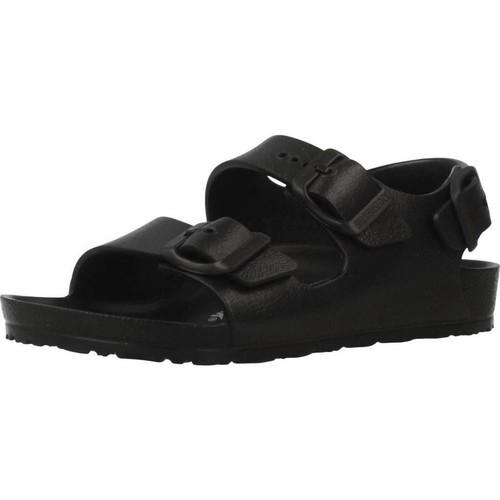 Chaussures Garçon Sandales et Nu-pieds Birkenstock 1009353 Noir