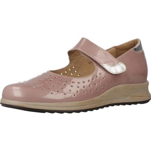 Chaussures Femme Derbies & Richelieu Mateo Miquel 3636M Rose