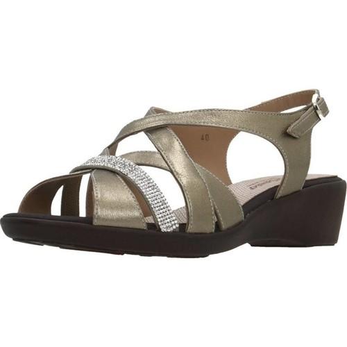 Chaussures Femme Sandales et Nu-pieds Piesanto 180558 Brun