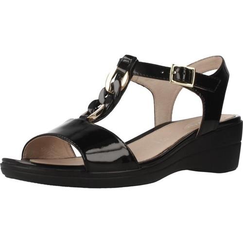 Chaussures Femme Sandales et Nu-pieds Stonefly 110218 Noir