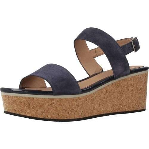 Chaussures Femme Sandales et Nu-pieds Stonefly 110280 Bleu