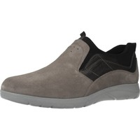 Chaussures Homme Slip ons Stonefly SPACE UP 1 BIS VEL. Gris