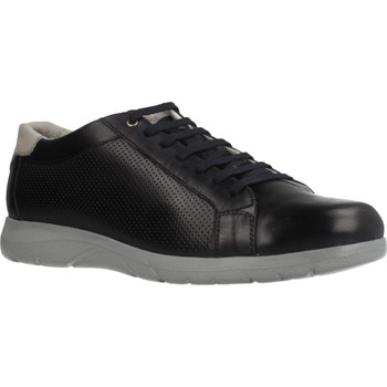 Chaussures Homme Baskets basses Stonefly SPACE UP 4 CALF Bleu