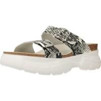 Chaussures Femme Sandales et Nu-pieds Genuins G101815 Multicolore