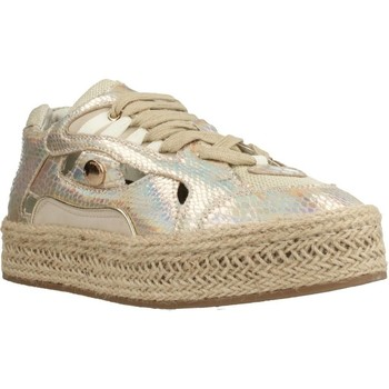 Chaussures Femme Espadrilles She Sport 64 7611 D´or