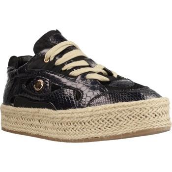 Chaussures Femme Espadrilles She Sport 64 7611 Noir