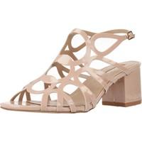 Chaussures Femme Sandales et Nu-pieds Different 64 8610 Brun