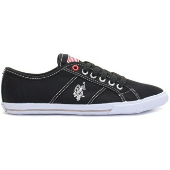 Baskets basses U.S Polo Assn. Ox Canvas Noir Wn