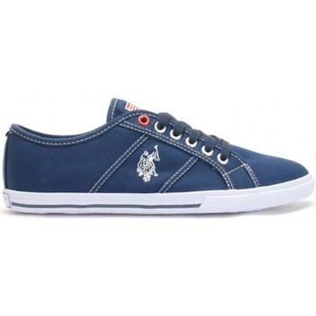 Baskets basses U.S Polo Assn. Ox Canvas Dkbl Wn