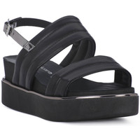 Chaussures Femme Sandales et Nu-pieds Sono Italiana NAPPA NERO Nero