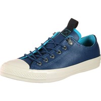 Chaussures Homme Baskets basses Converse ctas leather - ox18 bleu