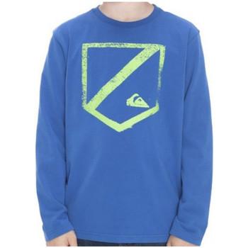 T-shirt enfant Quiksilver T-Shirt Garçon Garçon KKBJE952 Bleu