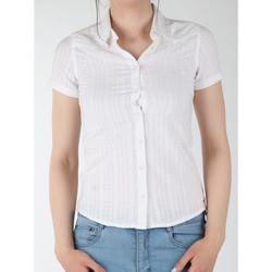 Vêtements Femme Chemises / Chemisiers Wrangler Sammy W5021CA12 biały