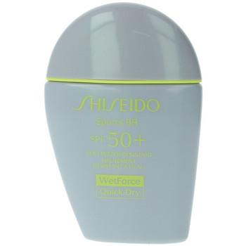 Beauté Protections solaires Shiseido Sun Care Sports Bb Spf50+ dark 12 g