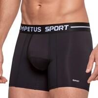 Sous-vêtements Homme Boxers Impetus Sport Boxer homme spécial sport Ergonomic noir Noir