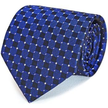 Vêtements Homme Cravates et accessoires Dandytouch Cravate Telas Bleu