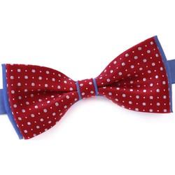 Vêtements Homme Cravates et accessoires Dandytouch Noeud papillon Pisaro rouge