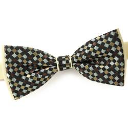 Vêtements Homme Cravates et accessoires Dandytouch Noeud papillon Koor marron
