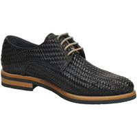 Chaussures Homme Derbies Brecos VITELLO blu-blu