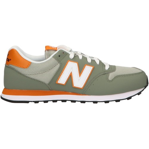 Chaussures Homme Baskets basses New Balance GM500CGS Verde