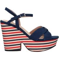 Chaussures Femme Sandales et Nu-pieds Maria Mare 67411 Azul