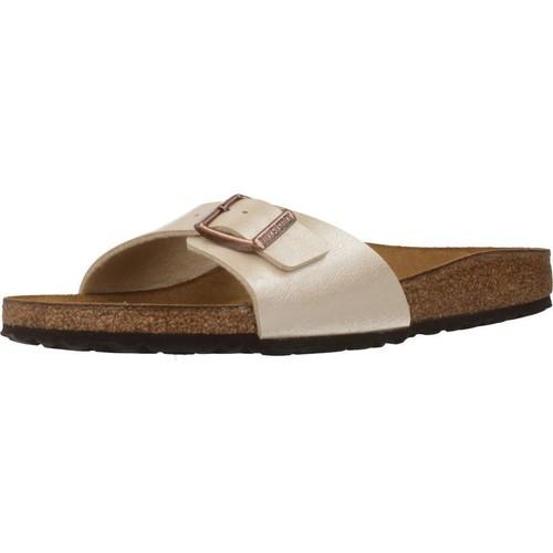 Chaussures Femme Mules Birkenstock 940153 Beige