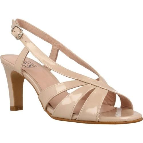 Chaussures Femme Sandales et Nu-pieds Joni 14377J Beige