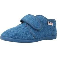 Chaussures Garçon Chaussons Vulladi 1807 052 Bleu