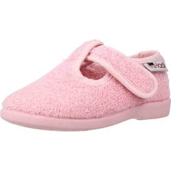 Chaussures Fille Chaussons Vulladi 3112 052 Rose
