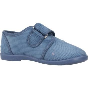 Chaussures Garçon Chaussons Vulladi 1807 019 Bleu