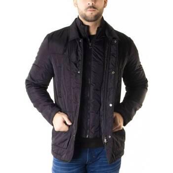 Geox Invierno Blousons Vêtements Noir Hombre Homme Cazadora tQBordCxsh