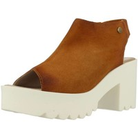 Chaussures Femme Sandales et Nu-pieds Istome SARA 5 Brun