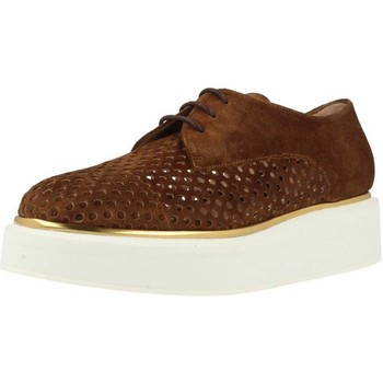 Chaussures Femme Derbies Vo 62944 Marron