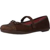 Chaussures Fille Derbies & Richelieu Duvic 6229 Marron