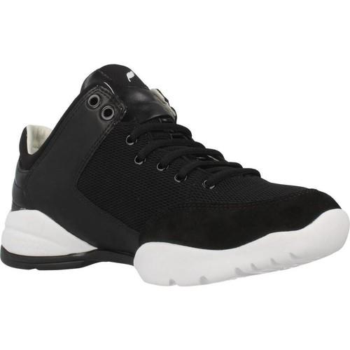 Chaussures Femme Baskets basses Geox D SFINGE Noir