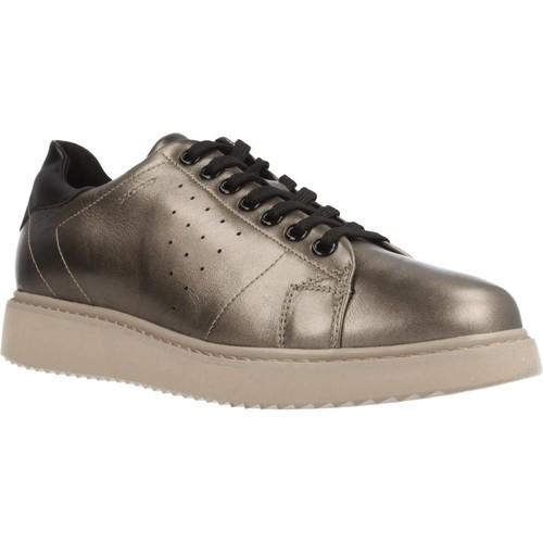 Chaussures Femme Baskets basses Geox D THYMAR Brun