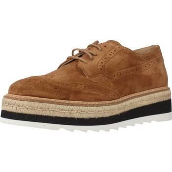 Chaussures Femme Espadrilles Alpe 3283 11 Marron